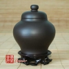 1999 Yixing Deji Purple Clay Tea Canister