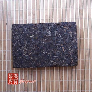 chinese-tea-(green-tea-or-green-puer-tea)-2003-jiang-cheng-brick-tea-4