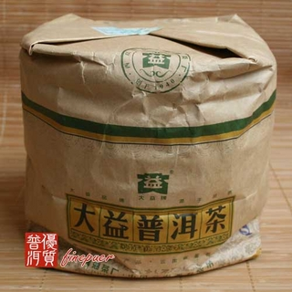 chinese-tea-(green-tea-or-green-puer-tea)-2007-dayi-spring-of-menghai-tea-cake-stack-1
