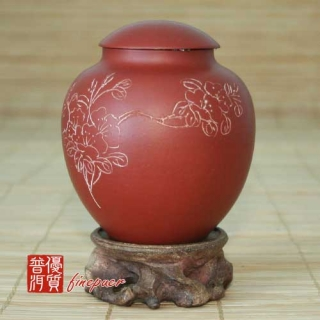 chinese-tea-(tea-art-and-tea-ceremony)-1984-red-clay-yixing-fang-yuan-orchid-tea-container-1